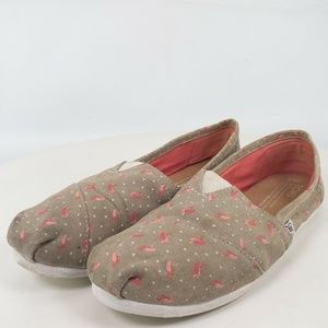Toms size 8.5